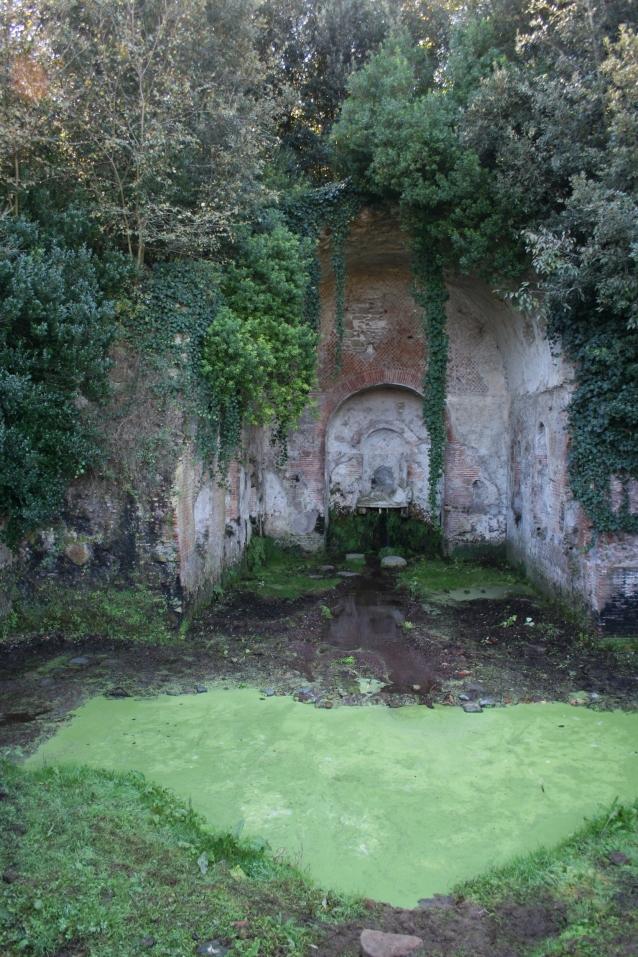 Ninfeo di Egeria - Parco della Caffarella