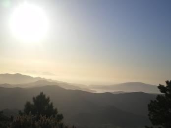 Vista dal Monte Capanne - Isola d'Elba (LI)
